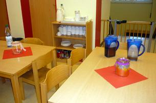 Kindergarten Ulrichstein - das Frühstücksbistro